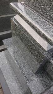松浦家 墓石 右側 アフター